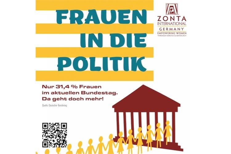 © Union deutscher Zonta Clubs | Gestaltung Silke Wolter